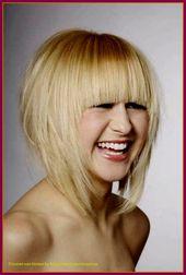 Erstaunlich Von Vorne Kinnlang Hinten Kurzer Frisuren Frau Bob Lang … | Great Frisuren – Best Models