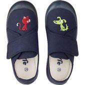Kindergarten slipper, blue, size 33 Jako-ojako-o – Products