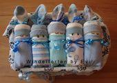 diaper babies – Windelbabys 'Boy', von Windeltorte…