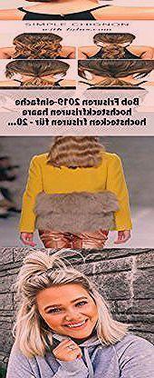 haar hochstecken #2019einfache #Bob #Frisuren #fr #haare #Hochst