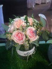 fleurs mariage champetre chic.20 Des Meilleures Idées Pour Bouquet De Mariée C…