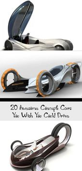 20 Awesome Concept Cars You Wish You Could Drive – Technology