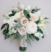 Bouquet de mariée tiffany  #bouquet #mariee #tiffany
