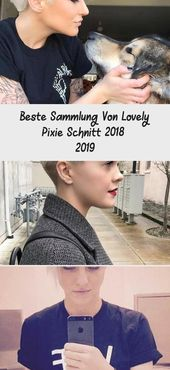 Best Collection Of Lovely Pixie Cut 2018 – 2019