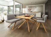 Tisch und Stuhl: Esstische für das Esszimmer   – Interior