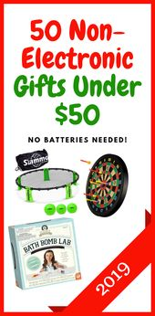 Save Your Kids from Tech Addiction – 50 Non-tech gift ideas!