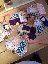Coudre la chaîne de fanions et faire une décoration efficace   – Sewing