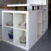 hacer una isla económica de cocina IKEA