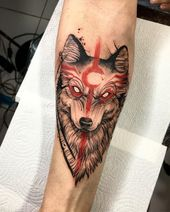 W O L F 🐺 #tattoo #tattoos #artcollective #tguest #thebesttattooartists