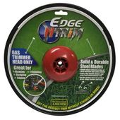 Edge N Trim 11 Gas Trimmer Head Only Steel Blades Straight Or Curved Mow Hedge Edgentrim In 2020 Lawn Mower
