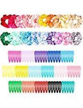 #Candy #Farbe #Haargummis #Haarspangen #Packungen #Rut  – pin