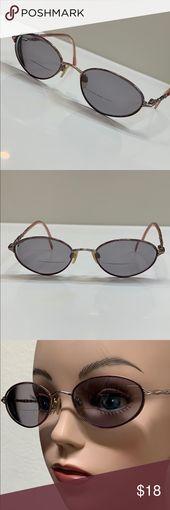 🌷Jessica McClintock Round Full Rim Eyeglass Frame Dies ist eine verschreibungspflichtige Brille …  – My Posh Closet
