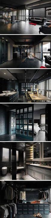 """Diese Wohnung mit dem Titel """"33 Arten von Lebensfreude"""" wurde nachdenklich gestaltet"""