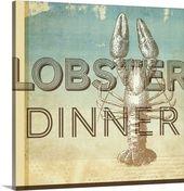 Hummer Abendessen III   – Coastal Living