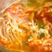 Braised Korean Chicken in Soy Ginger Lemon Sauce (오븐닭 Oven Dak)