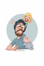 Baby Ilustration Baby Ilustration Cartoon Character Design 53 Super Ideas