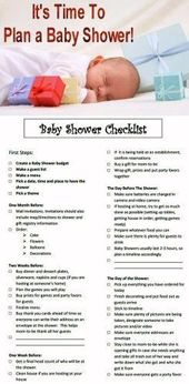 It's Time To Plan a Baby Shower! – #Baby #babyshower #plan #Shower #Time
