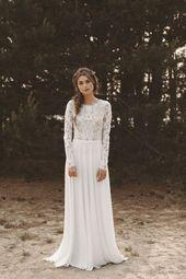PHOENIX – Light & Lace Brautmode   – Wedding dress