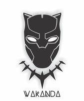 Image Result For Black Panther Vector