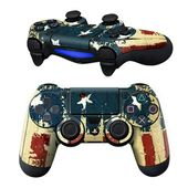 GoldenDeal Xbox One Console and Controller Skin Set Xbox One Vinyl Umbrella Zombie Videogame