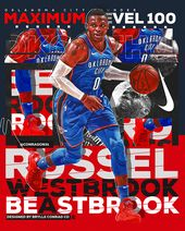 NBA Fan-Art | Ruseel Westbrook auf Behance   – Russell Westbrook