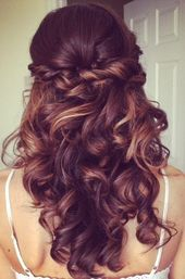 Long hairstyles for prom – prom hairstyles for long hair updos, wavy prom hairstyles for long hair CLICK VISIT link above for more options #promdres...