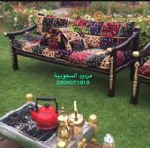 كراسي حديد استراحات جلسات شعبية وشاليهات Outdoor Decor Outdoor Furniture Sets Outdoor Furniture