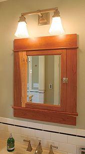 Image Result For Craftsman Mirror Frame | Cupboards | Pinterest | Craftsman  Mirrors, Cupboard And Craftsman