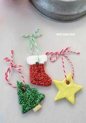Cinnamon Scented Ornaments