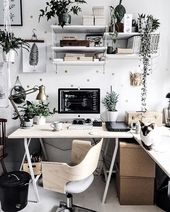 12 Real Desks So Gorgeous They'll Inspire You to Make Over Your Workspace