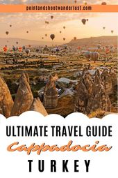 2 Days in Cappadocia, Turkey: Ultimate Travel Guide [plus itinerary and expenses]   Point and Shoot
