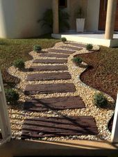60 Awesome Garden Path and Walkway Ideas Design Ideas And Remodel #awesome #design #garden #…