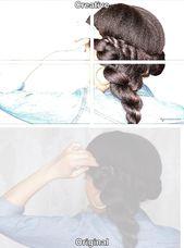 Short Bob Hairstyles Black Hair | Very Short Hairstyles For African Hair | Elegant Side Ponytail