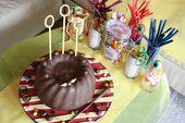 Harry-Potter-Torte – ein Guglhupf mit Geheimkammer zum Harry-Potter-Geburtstag   – Harry Potter