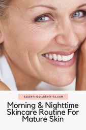 Mit der richtigen Pflege können Sie die Zeit für Ihre reife Haut zurückdrehen! – Pin Your Blog | Blogger Group Board