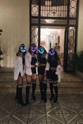 Einfache DIY Halloween-Kostüme für Frauen zu machen – The Purge