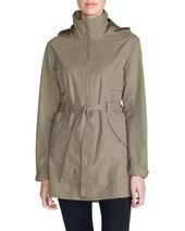 Women's Kona Trench Coat   Eddie Bauer  – Fashion