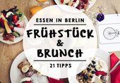 21 Orte zum Frühstücken in Berlin