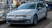 2020 VW Golf Photographed In Great Detail At Media Launch In Portugal   Carscoops