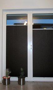 Amazing sensuna K chen Plissees sensuna kitchen pleated blinds