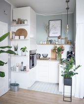 Kitchen design with little money: These are the best ideas