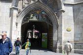 Germany – Munich New Town Hall Courtyard Entrance Marienplatz  – Gates, Entryway…