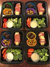 9 Diät Keto Mahlzeit Plan für perfekte Körperform