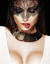 Dentelle masque Masquerade Masque Masque vénitien masque noir