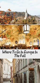 Where To Go In Europe In The Fall