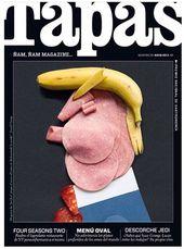 Sí, esta portada de la revista Trump es banana  – lol