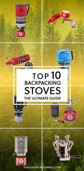 Top 10 des meilleurs réchauds de randonnée Meilleur équipement de camping Équipement de randonnée pour Beginne   – Boots/Shoes