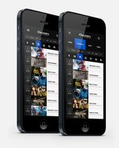 discovery channel app Great Examples of Mobile Apps Interface Designs