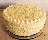 Alte schlesische Pudding – Buttercreme – Torte von brisane | Chefkoch