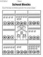 Back To School Math Worksheets Kindergarten Kindergarten Math Worksheets Math Worksheets Kindergarten Math